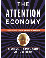 Attention Economy by Tom Davenport
