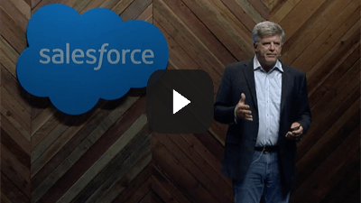 Tom Davenport Salesforce keynote address