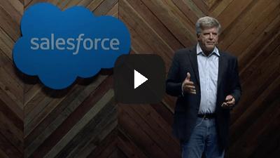 Tom Davenport Salesforce keynote address