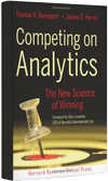 Competing on Analytics by Tom Davenport